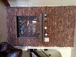 Stone Cladding For Garden Walls by Exterior Design Stone Veneer Panels For Fireplace Matcehd With