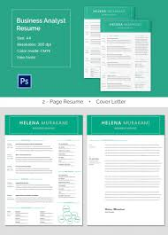 Resume Sample Pdf Free Download by Business Analyst Resume Template U2013 11 Free Word Excel Pdf Free