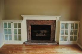 built in shelves around fireplace binhminh decoration