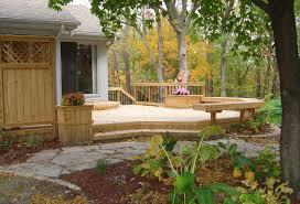 backyard decks and patios ideas triyae com u003d backyard ideas deck and patio various design