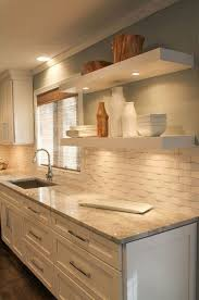 White Subway Tile Backsplash Ideas by Best 10 Gray Granite Ideas On Pinterest Kitchen Renovations