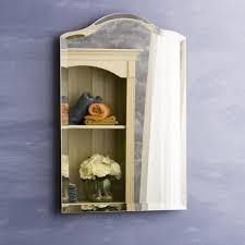 arch top small recessed medicine cabinet hayneedle