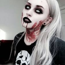 Scary Halloween Costume Girls 25 Horror Costume Ideas Horror Makeup Scary
