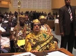Que deviendra l'Afrique après Kadhafi roi des rois de l'Afrique?