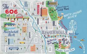 North Shore Chicago Map by Wicker Park Bucktown Chicago Neighborhoods Choose Chicago