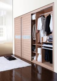 bedroom luxury home with black modern wardrobe almirah near drum