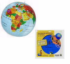 Kids World Map Kids World Map Ball Inflatable World Globe Beach Ball Planet Earth