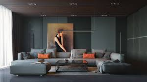 Living Room Design Ideas With Grey Sofa Gray Living Room Designs Interior Design Ideas Together With For