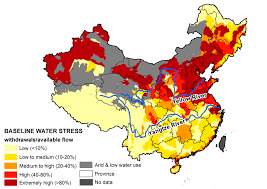Map Of China Provinces China Suspends Permits For New Coal Plants As Overcapacity Policy