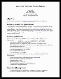 Resume Samples Electrical Engineering by Resume Electrical Technician Resume Sample