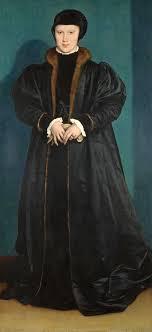 Portrait of Christina of Denmark