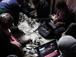 Primavera árabe e internet