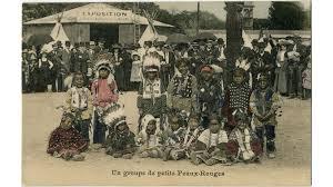 BBC Brasil - Notícias - Exposição relembra shows étnicos com ...