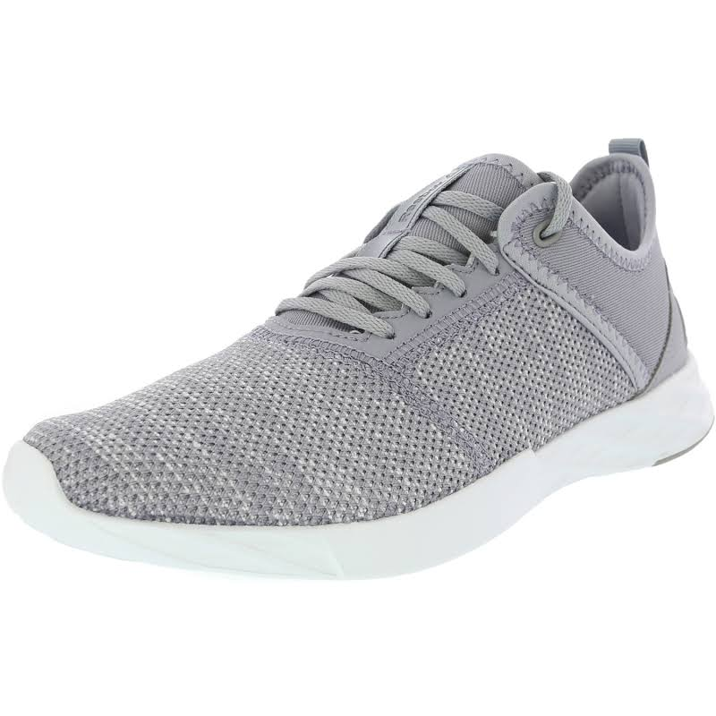 Reebok Astroride Edge Knit Cool Shadow/White Ankle-High Fabric Running Shoe 6M