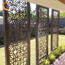 decorative metal partition screen decorative metal partition