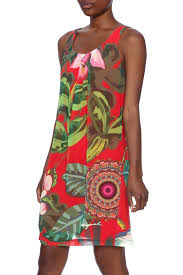 Desigual Home Decor by Desigual Elena Floral Dress From Portland By Flairwalk U2014 Shoptiques