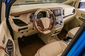 does lexus make minivan 2016 sema toyota u0027s efforts to make minivans cool with the extreme