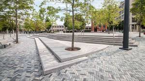 Urban Landscape Design by Melk The Jewelry District