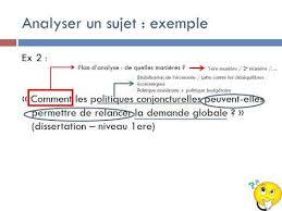 M  thode dissertation   Analyse du sujet YouTube
