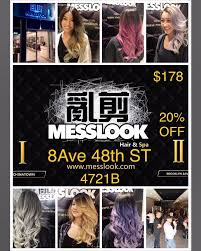 messlook hair u0026 spa 641 photos u0026 519 reviews hair salons 104