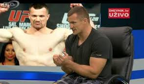 Video Of Crocop Responding To Chael Sonnen's Trash Talk