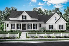 amazing beauty this house plan design features a wrap around