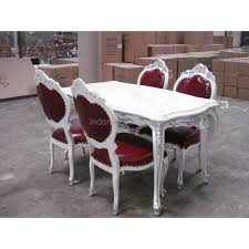 French Dining Room Set Dining Set Ds006 Antique Reproduction Furniture Manufacturer