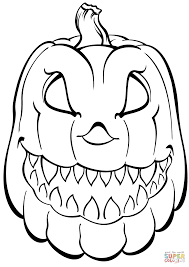 scary coloring pages scary halloween skulls coloring pages