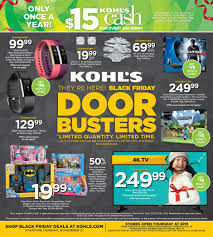 sports authority thanksgiving sale kohls black friday 2017 deals