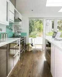 Kitchen Design Tips by Galley Kitchen Designs Boncville Com