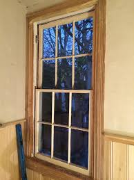 How To Replace A House Window Window Restoration How To Re Sash Cord Old Town Home