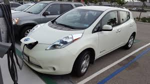 nissan leaf vs chevy bolt charging in public tesla vs other evs cleantechnica