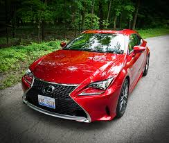 lexus rc red interior review 2016 lexus rc 200t f sport 95 octane