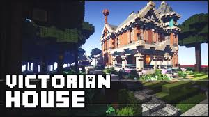 minecraft small victorian house youtube