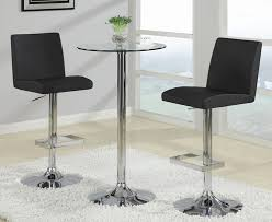 Designer Bar Stools Kitchen by Chicago Discounted Modern Bar Table And Stools