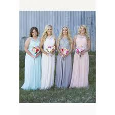 popular bridesmaid dress country pink buy cheap bridesmaid dress