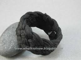 knots and fiber bracelets july 2011
