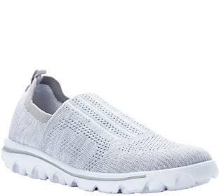 Propet TravelActiv Stretch Sneaker, Adult,