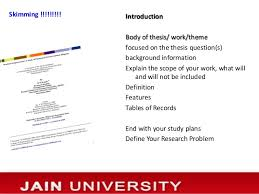 PhD in Management  HR  HRM  HRD       phd      thesis best in management rese    SlideShare     Publications     Introduction Body of thesis  work theme