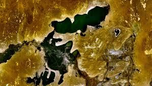 Lake Kamyslybas
