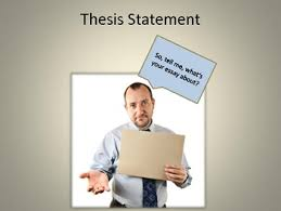 Teach students to write a thesis statement with this interactive PowerPoint that includes examples and activities
