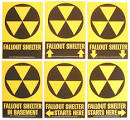 Blog | The Noun Project, Nuclear FALLOUT SHELTER Symbol