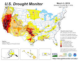 Southwest Colorado Map by Drought February 2015 State Of The Climate National Centers