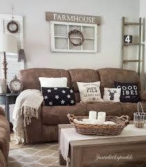 35 best farmhouse living room decor ideas and designs for 2017 microfiber couch farmhouse living room decor ideas