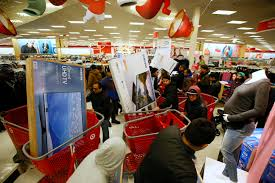 thanksgiving day sale target reports strong start to black friday in stores and record