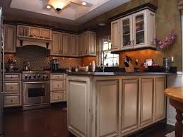 Kitchen Cabinet Colour Custom Kitchen Cabinets Painted Vs Stained Homes Design Inspiration