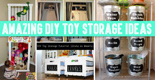 Instructions On How To Make A Toy Chest by 30 Amazing Diy Toy Storage Ideas For Crafty Moms U2013 Cute Diy Projects