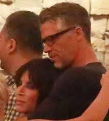 Whirlwind Romance  Sandra Bullock  amp  Boyfriend Bryan Randall Get     sandra bullock bryan randall dating kiss cuddle dinner