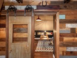 like the covered type valance over the barn door hardware from remarkable sliding barn doors model for unique interior doors designs astounding cabin house