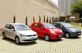 VW Gol enfrenta Fiat Palio e Nissan March em um comparativo de ...